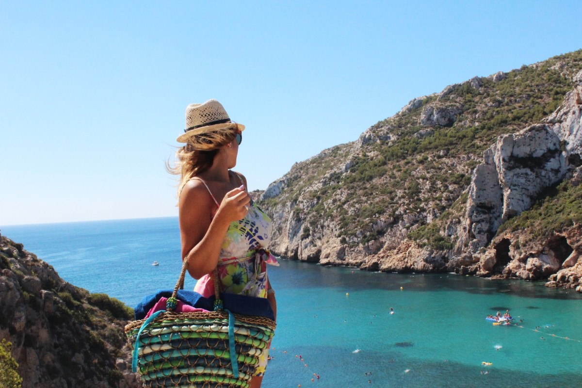 JAVEA: FROM THE TOP TO THE BEACH