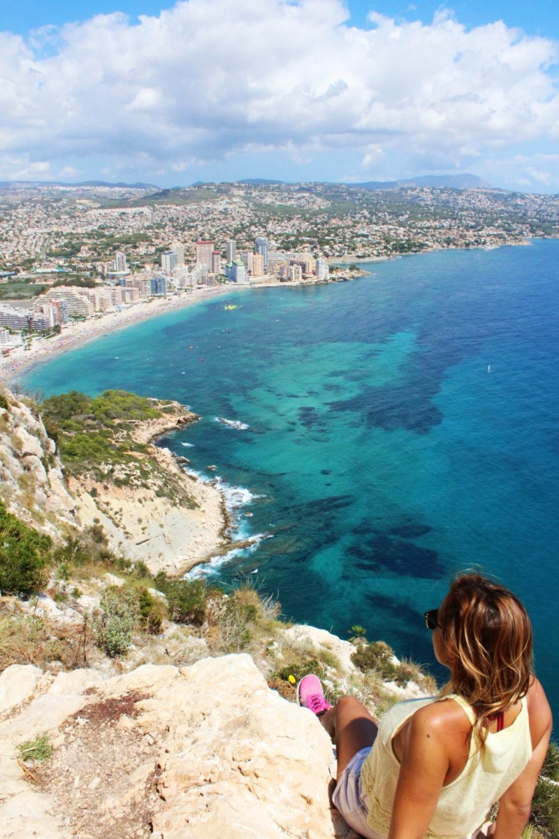 GETTING SPORTY: HIKING IN CALPE