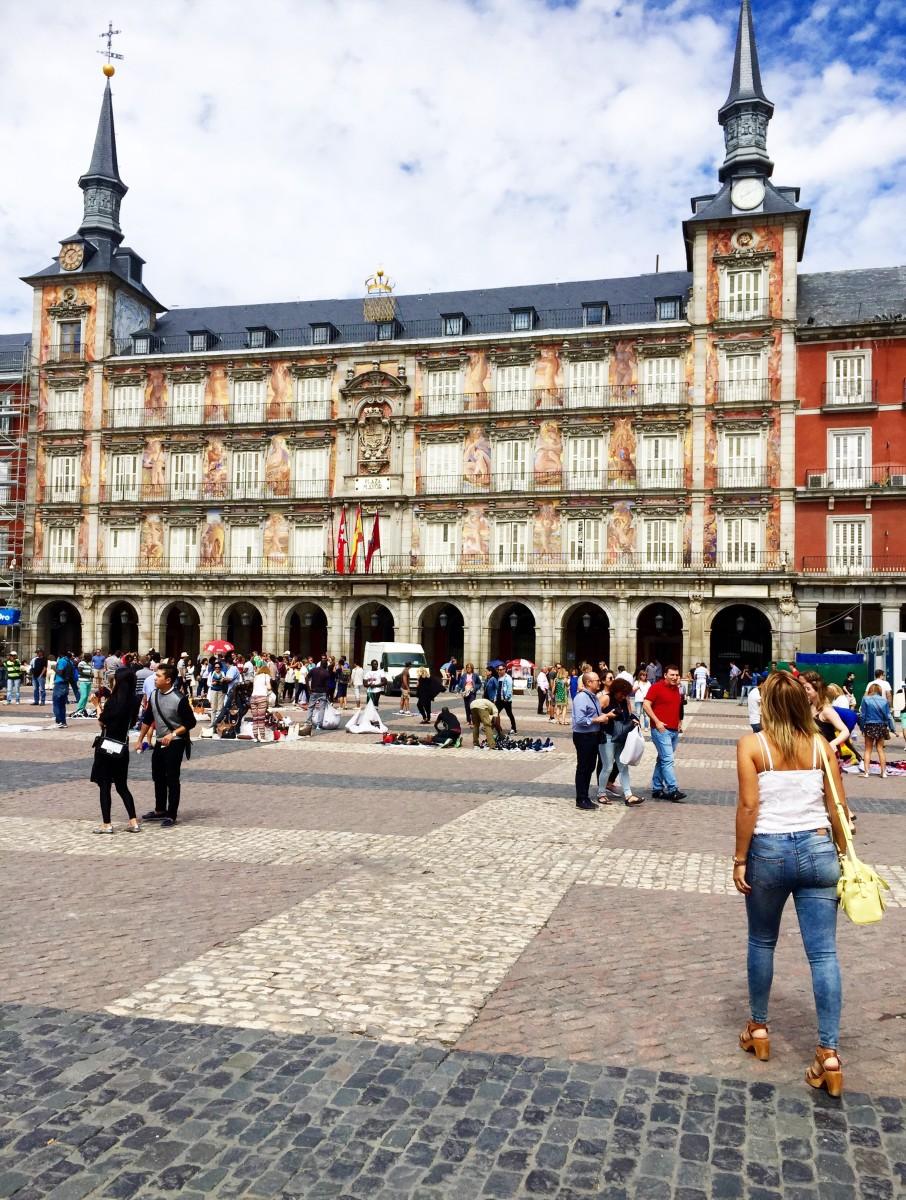 MADRID: DE BODA Y ESCAPADA