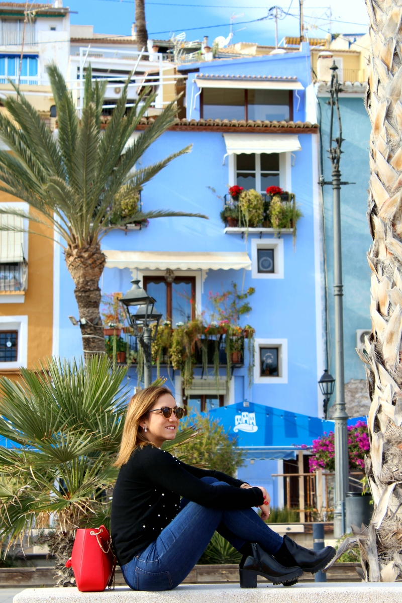 COLOURFUL VILLAJOYOSA